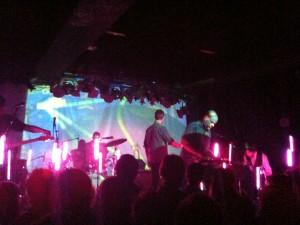 The Album Leaf live en La 2