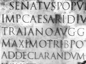 Trajan-inscription