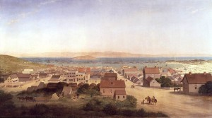 800px-'View_of_San_Francisco_in_1850',_1878,_oil_on_canvas_painting_by_George_Henry_Burgess,_1878