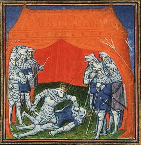 Enrique_of_Transtamare_kills_his_half-brother_Pedro_I,_king_of_Leon_and_Castile